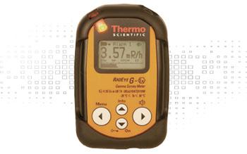RadEye™ G Ex series Personal Radiation Detectors