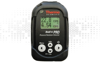 RadEye™ PRD Personal Radiation Detector